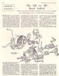 ROYAL ENFIELD - RE 125 - ARTICLE - 1951 - RT2